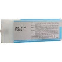 T606500 Ink Cartridge - Epson Remanufactured (Light Cyan)