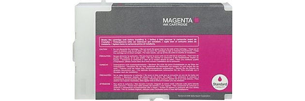 T616300 Ink Cartridge - Epson Remanufactured (Magenta)
