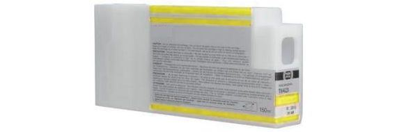 T624400 Ink Cartridge - Epson Remanufactured (Yellow)