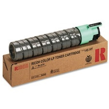 Gestetner 888308 Toner Cartridge - Gestetner Genuine OEM (Black)