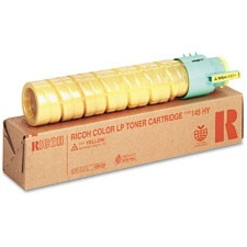 Gestetner 888309 Toner Cartridge - Gestetner Genuine OEM (Yellow)