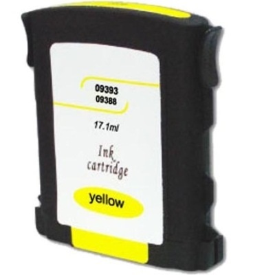 HP 88XL Yellow Ink Cartridge - HP Remanufactured  (Yellow)