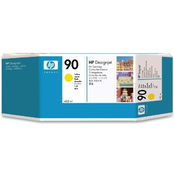 HP 90 Yellow