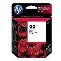 HP 99 Ink Cartridge - HP Genuine OEM  (Photo Color)