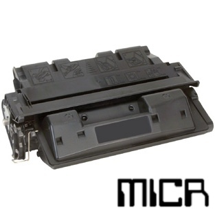 C8061X-micr MICR Toner Cartridge - HP Remanufactured  (Black)