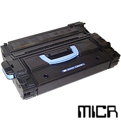 C8543X-micr MICR Toner Cartridge - HP Remanufactured  (Black)