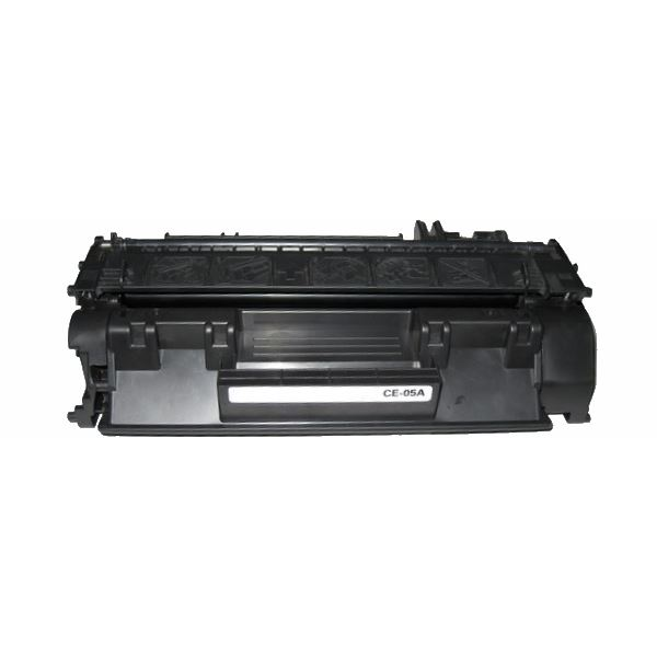 CE505A Toner Cartridge - HP New Compatible  (Black)