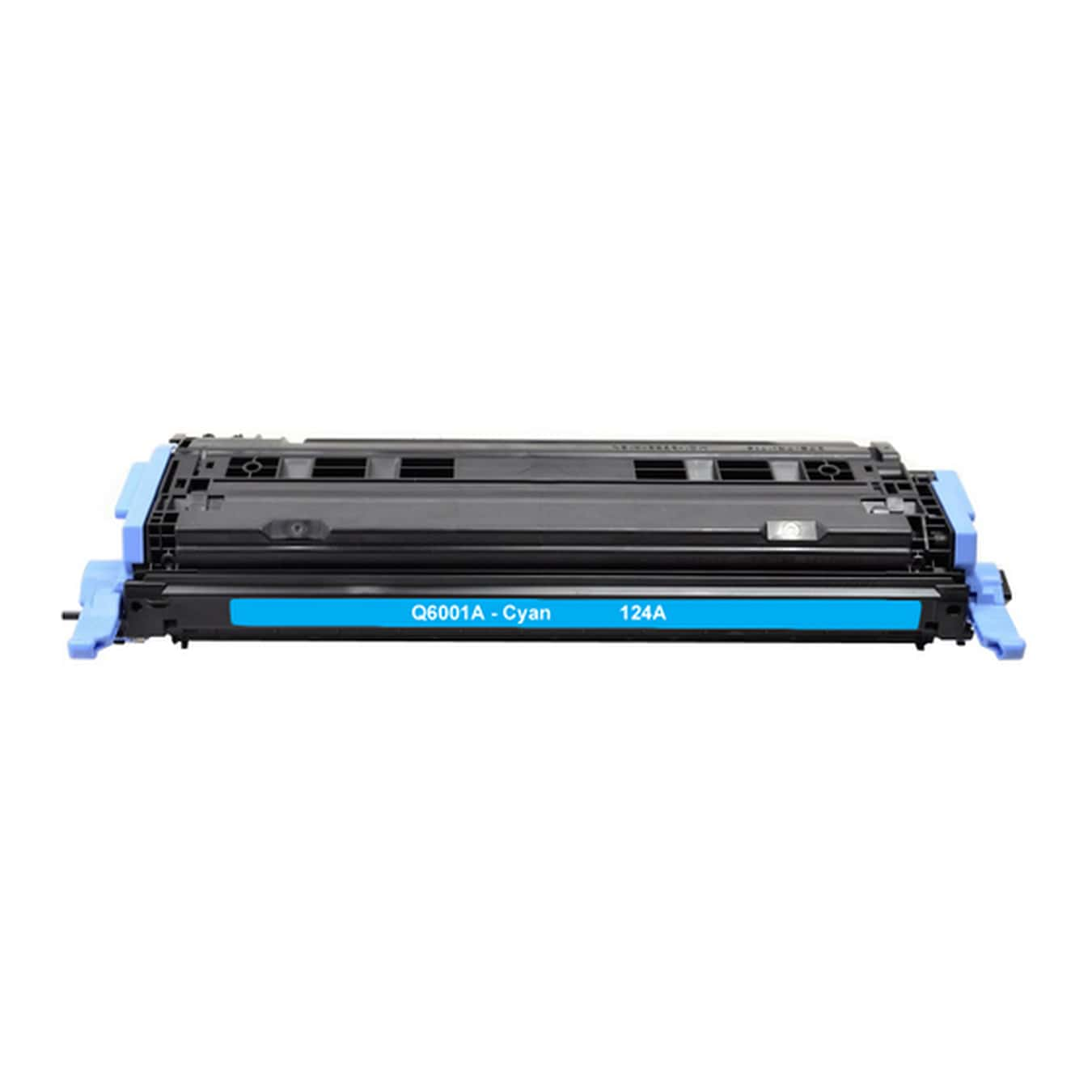 Q6001A Toner Cartridge - HP Remanufactured  (Cyan)