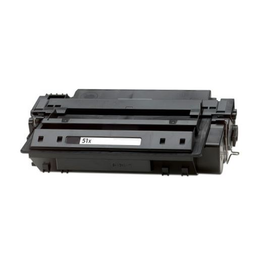 Q7551X Toner Cartridge - HP Remanufactured  (Black)
