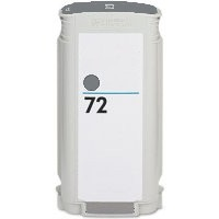 HP 72 Gray Ink Cartridge - HP Remanufactured (Gray)