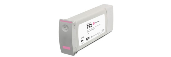 HP 792 Light Magenta Ink Cartridge - HP Compatible (Light Magenta)