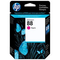 HP 88 Magenta Ink Cartridge - HP Genuine OEM (Magenta)