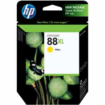 HP 88XL Yellow