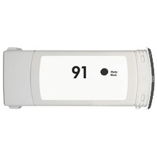 HP 91 Photo Black Ink Cartridge - HP Remanufactured (Photo Black)