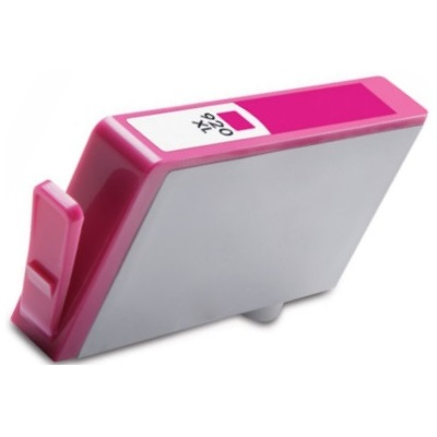 HP 920XL Magenta Ink Cartridge - HP Remanufactured (Magenta)
