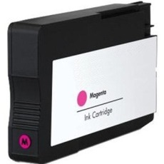 HP 933XL Magenta Ink Cartridge - HP Remanufactured (Magenta)