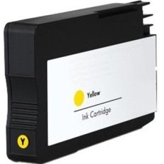 HP 933XL Yellow Ink Cartridge - HP Remanufactured (Yellow)