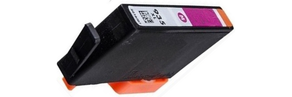 HP 935XL Magenta Ink Cartridge - HP Compatible (Magenta)