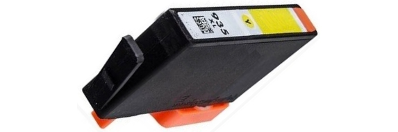 HP 935XL Yellow Ink Cartridge - HP Compatible (Yellow)