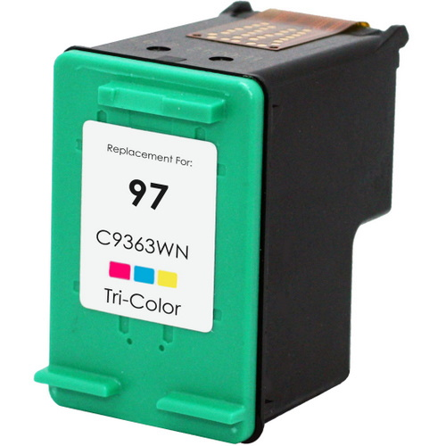 HP 97 Ink Cartridge - HP Remanufactured  (Tricolor)