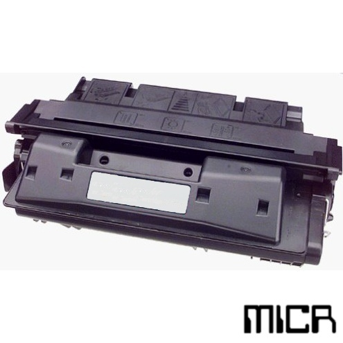 C4127X-micr MICR Toner Cartridge - HP Remanufactured (Black)