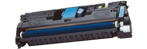 C9701A Toner Cartridge - HP Remanufactured (Cyan)