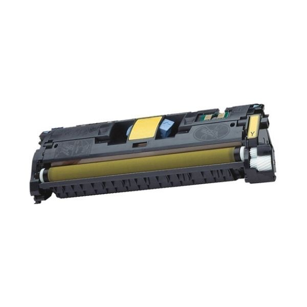 C9702A Toner Cartridge - HP Remanufactured (Yellow)