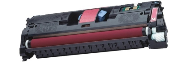 C9703A Toner Cartridge - HP Remanufactured (Magenta)