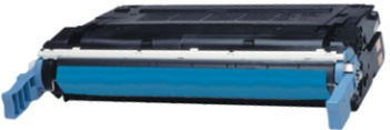 C9721A Toner Cartridge - HP Remanufactured (Cyan)