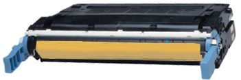 C9732A Toner Cartridge - HP Remanufactured (Yellow)