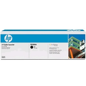 CB380A Toner Cartridge - HP Genuine OEM (Black)