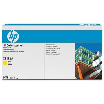 CB386A Imaging Drum - HP Genuine OEM (Yellow)