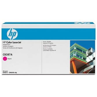 CB387A Imaging Drum - HP Genuine OEM (Magenta)