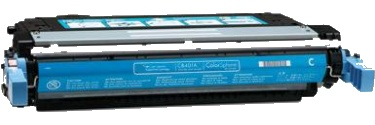 CB401A Toner Cartridge - HP Remanufactured (Cyan)