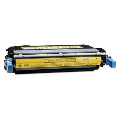 CB402A Toner Cartridge - HP Remanufactured (Yellow)