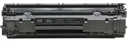 CB435A Toner Cartridge - HP Compatible (Black)