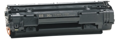CB436A Toner Cartridge - HP Compatible (Black)