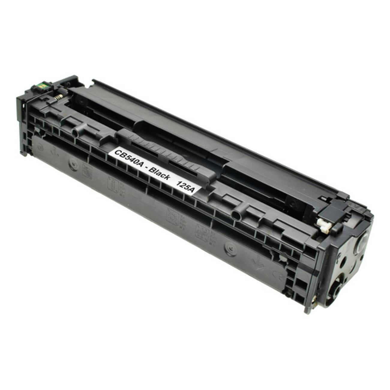 CB540A Toner Cartridge - HP Remanufactured (Black)