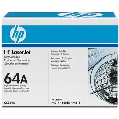 CC364A Toner Cartridge - HP Genuine OEM (Black)