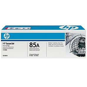 CE285A Toner Cartridge - HP Genuine OEM (Black)