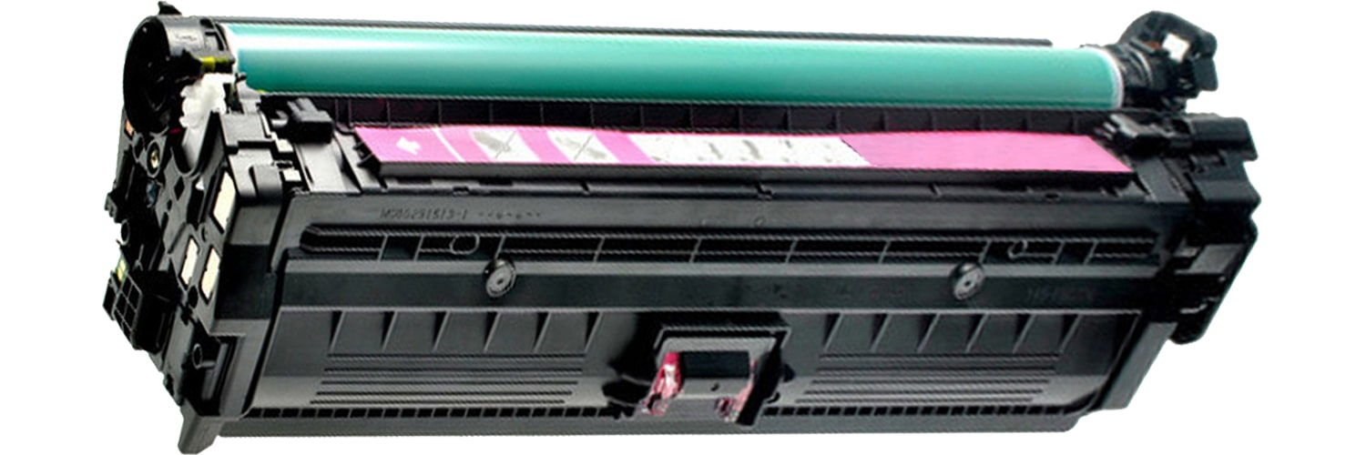 CE743A Toner Cartridge - HP Remanufactured (Magenta)
