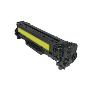 CF212A Toner Cartridge - HP Remanufactured (Yellow)