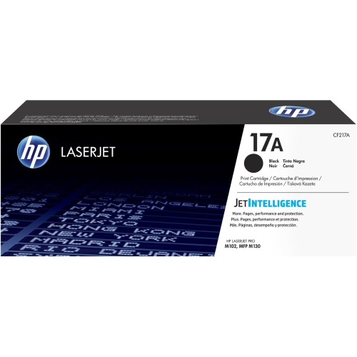 CF217A Toner Cartridge - HP Genuine OEM (Black)