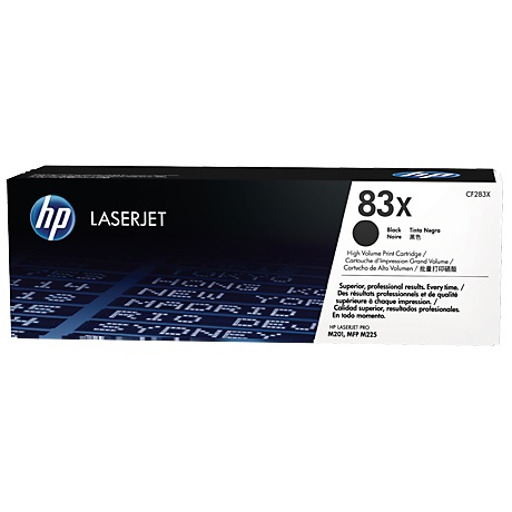CF283X Toner Cartridge - HP Genuine OEM (Black)