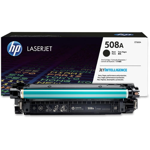 CF360A Toner Cartridge - HP Genuine OEM (Black)
