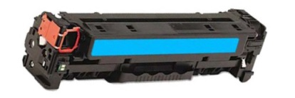 CF381A Toner Cartridge - HP Remanufactured (Cyan)