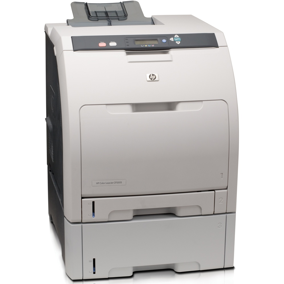 CB442A Printer - HP Refurbished