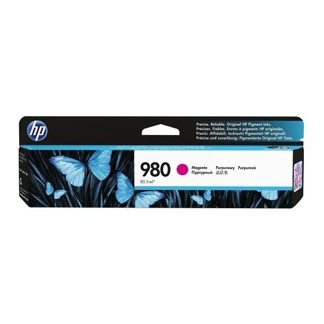 D8J08A Ink Cartridge - HP Genuine OEM (Magenta)
