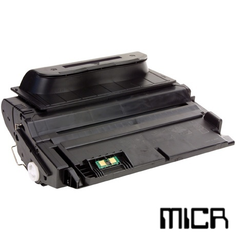 Q1338A-micr MICR Toner Cartridge - HP Remanufactured (Black)
