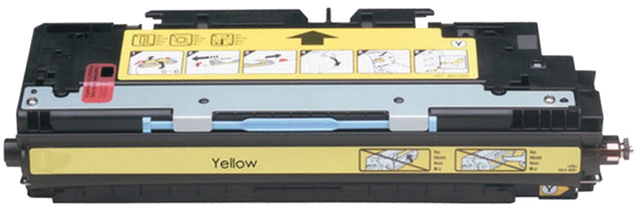 Q2682A Toner Cartridge - HP Remanufactured (Yellow)